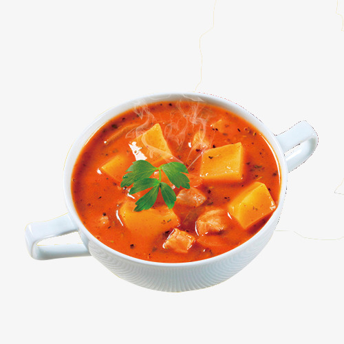 Can clipart tomato soup. Potato korean cuisine png