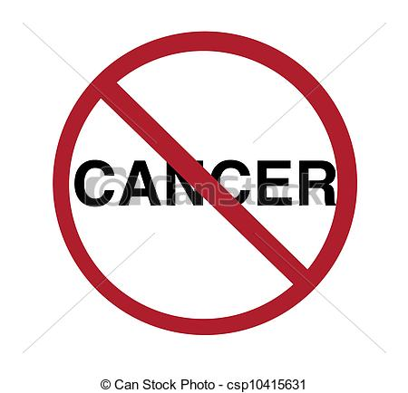 No Cancer Clipart