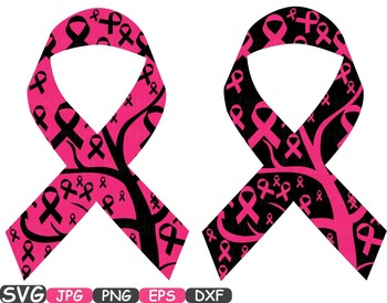 Breast awareness svg clip. Cancer clipart angel