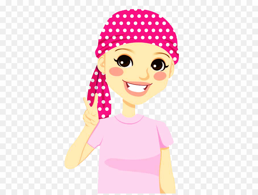 Chemotherapy for child cartoon. Cancer clipart animated