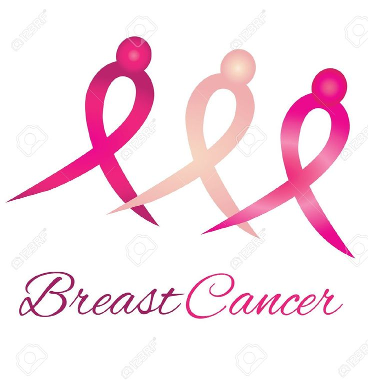 Cancer clipart benign.  best breast ribbons