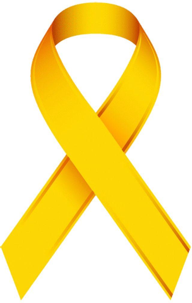 Cancer clipart bone. Gold ribbon clip art