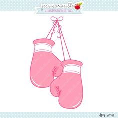 Cancer clipart boxing glove. Gloves logo for breast