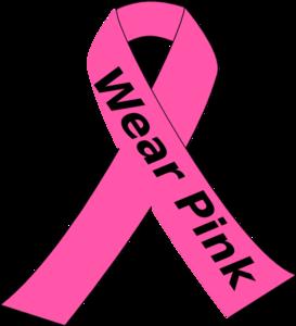 Cancer clipart breast cancer. Awareness clip art clipartix