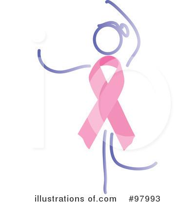 Illustration by inkgraphics royaltyfree. Cancer clipart breast cancer