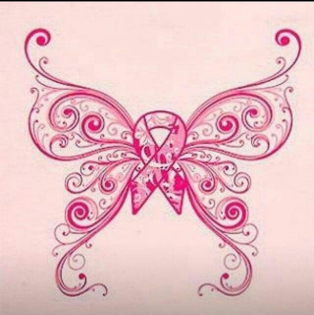 Cancer clipart butterfly. Breast tattoo maybe to