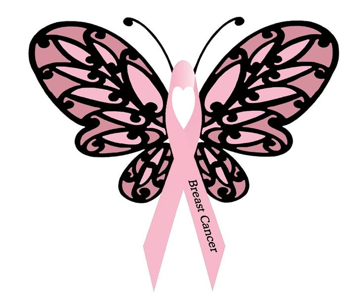 best gold tattoo. Cancer clipart butterfly