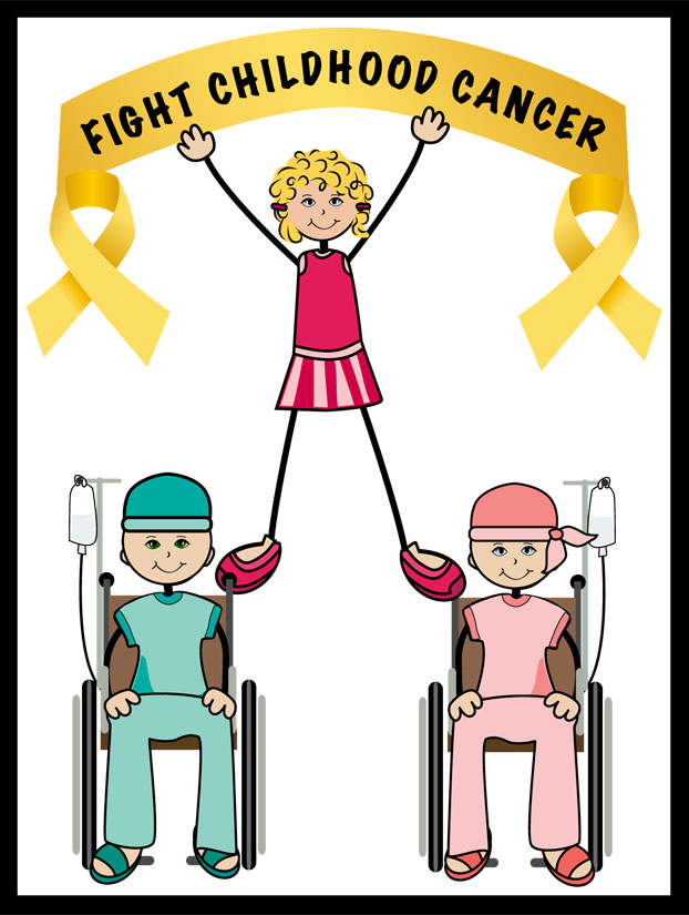 Cancer clipart cancer kid. Free breast ribbon outline