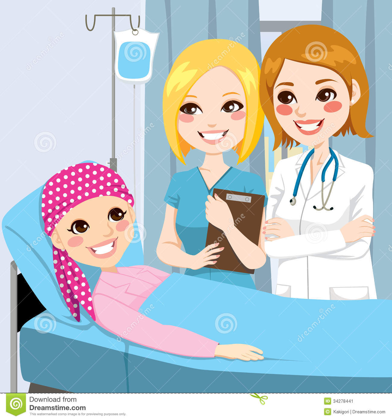 Cancer clipart chemotherapy