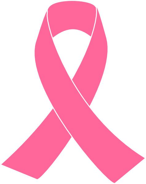 Ribbon coloring sheet clipartix. Boobs clipart breast cancer