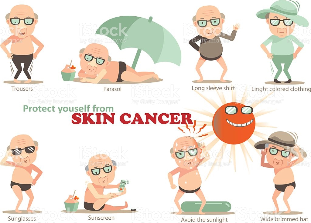 Cancer clipart cartoon