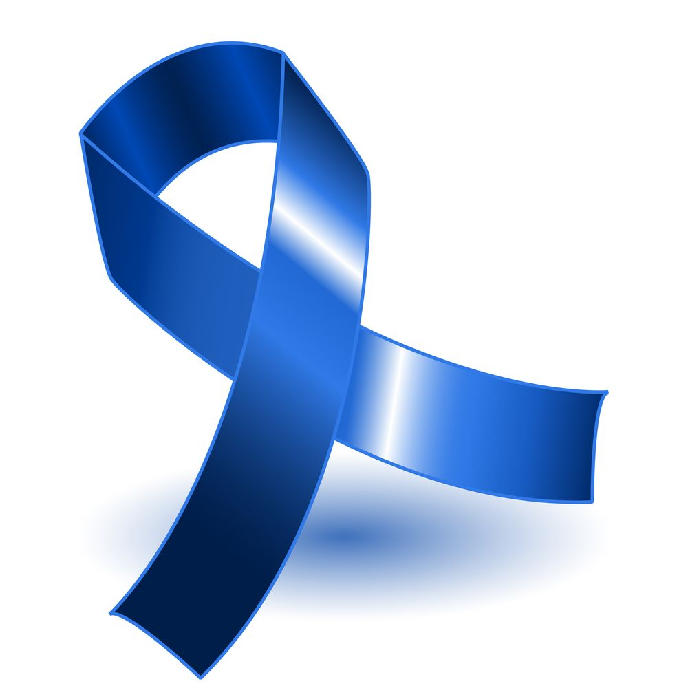 Here is the blue. Cancer clipart cancer symptom