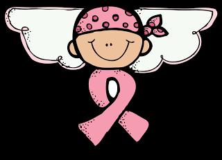 Cancer clipart cartoon. Melonheadz illustrating angels pinterest