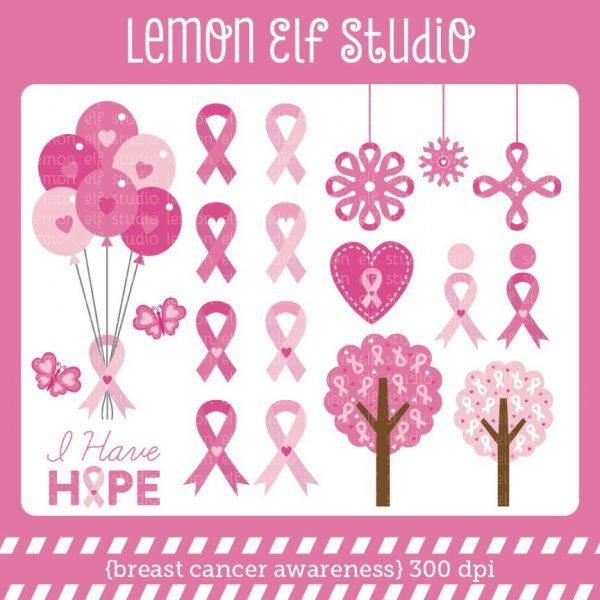 best breast awarness. Cancer clipart causes cancer