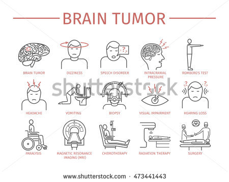 Brain tumor pencil and. Cancer clipart chemotherapy