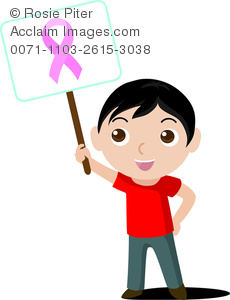 Cancer clipart child cancer. Image of young boy