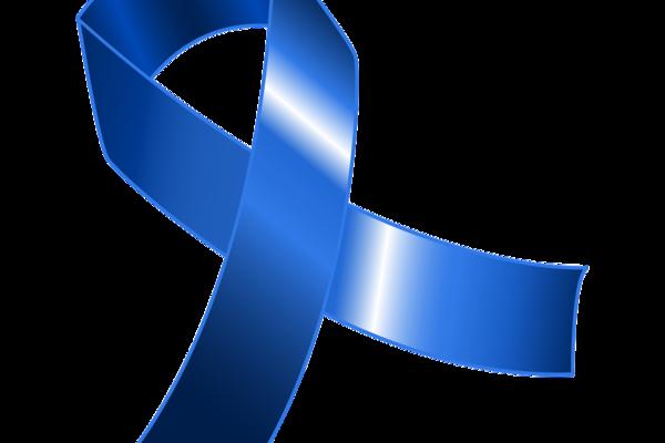 Ribbon clip art appendix. Cancer clipart colon cancer