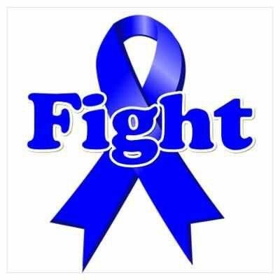 ribbon clip art. Cancer clipart colon cancer