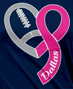 Cancer clipart football. Breast ribbon heart t