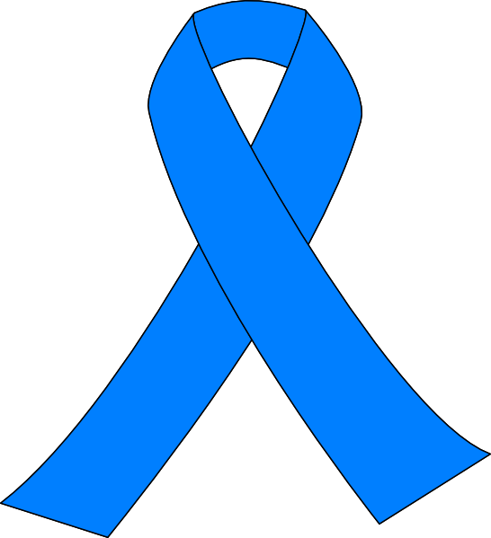 Prostate Cancer Ribbon Clipart
