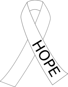Cancer clipart sketch. Ribbon for clip art