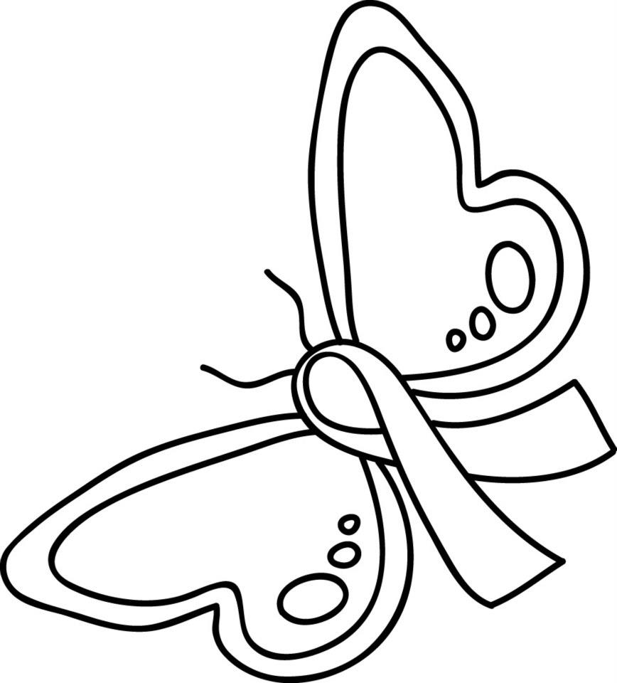 Cancer clipart sketch. Ribbon drawing at getdrawings