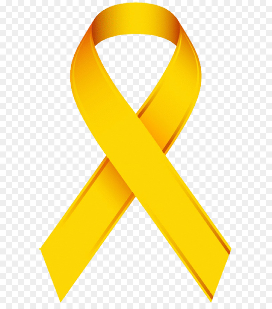 Childhood awareness ribbon cliparts. Cancer clipart tumor