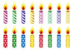 Candles clipart animated. Free large images cards