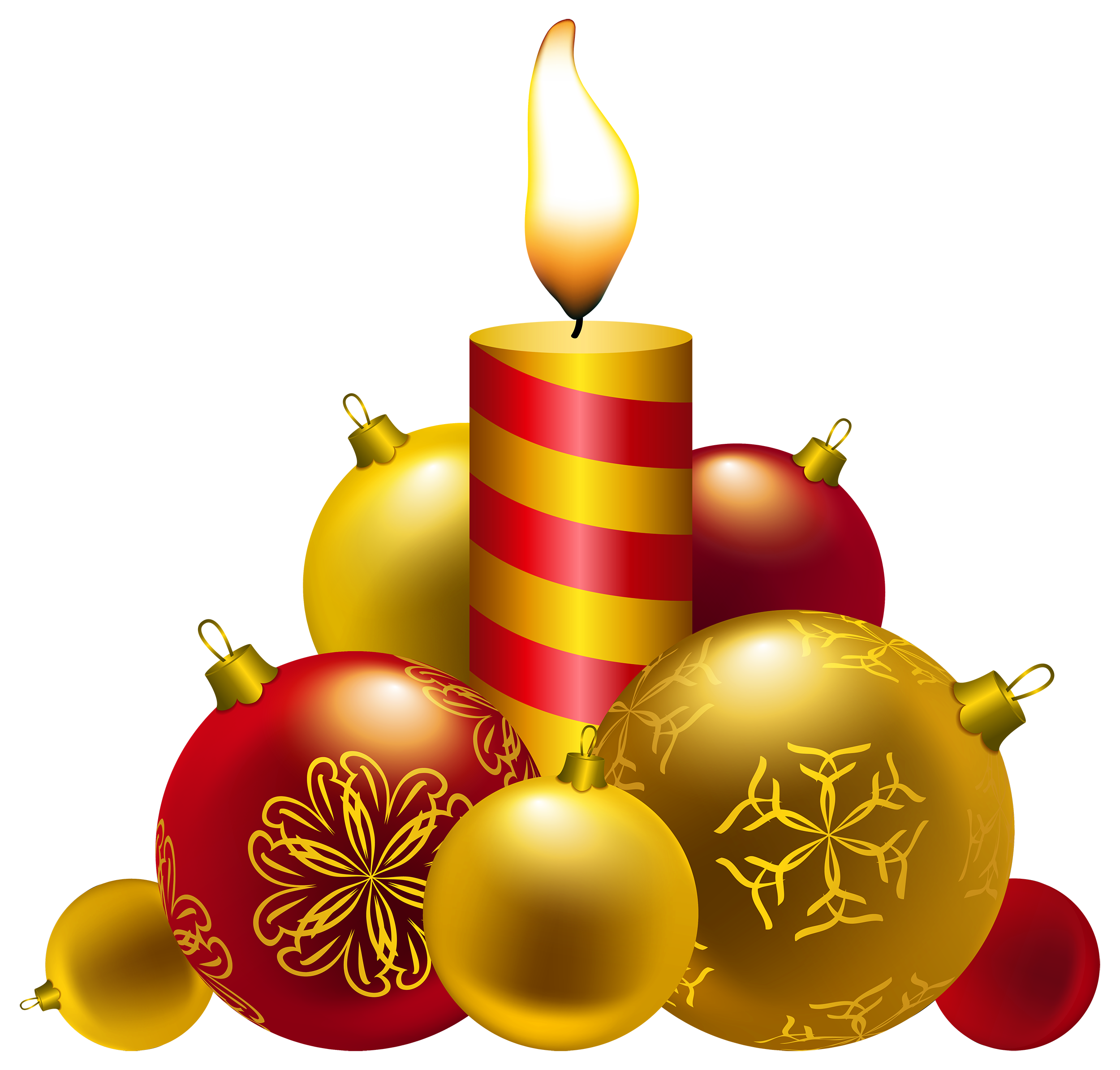 Christmas candles png best. Clock clipart candle