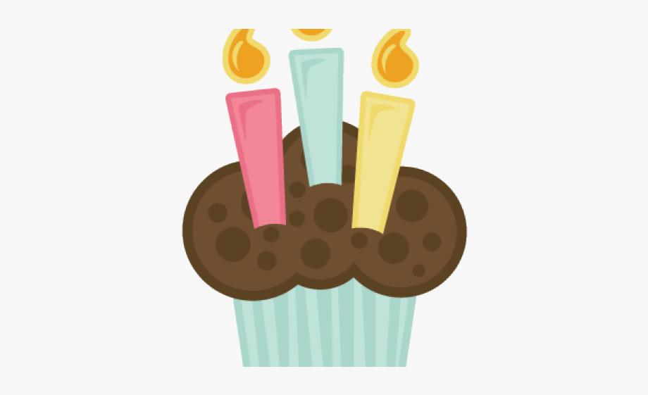 Candle clipart birthday cupcake. Candles com vela