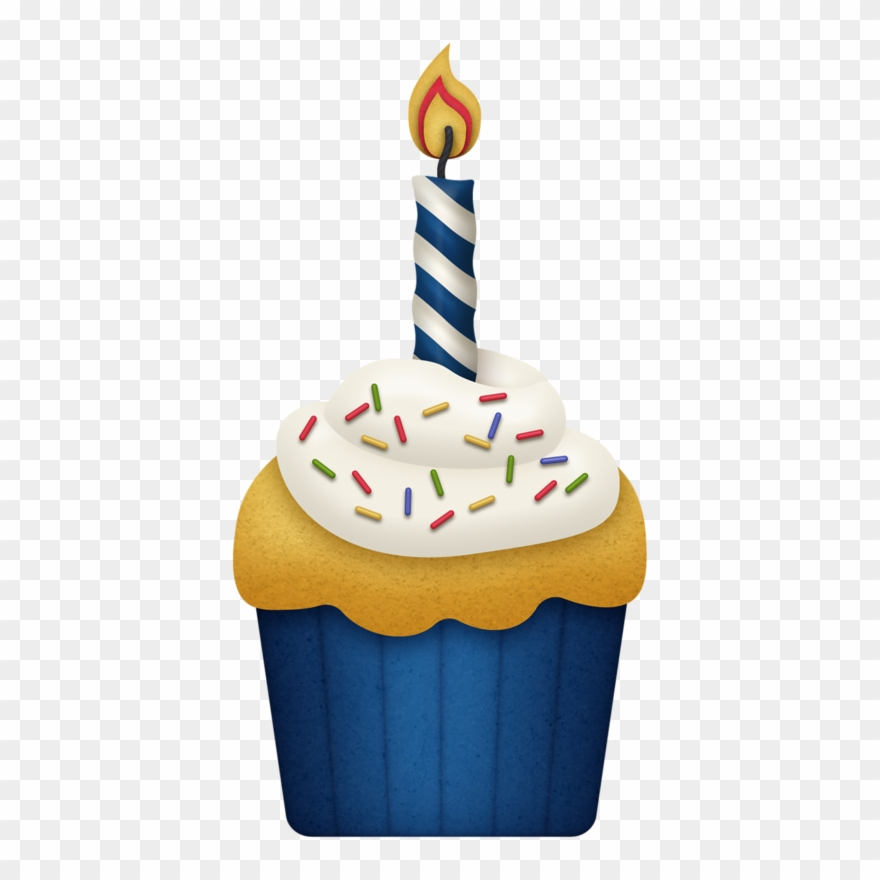 happy cards greetings. Candle clipart birthday cupcake