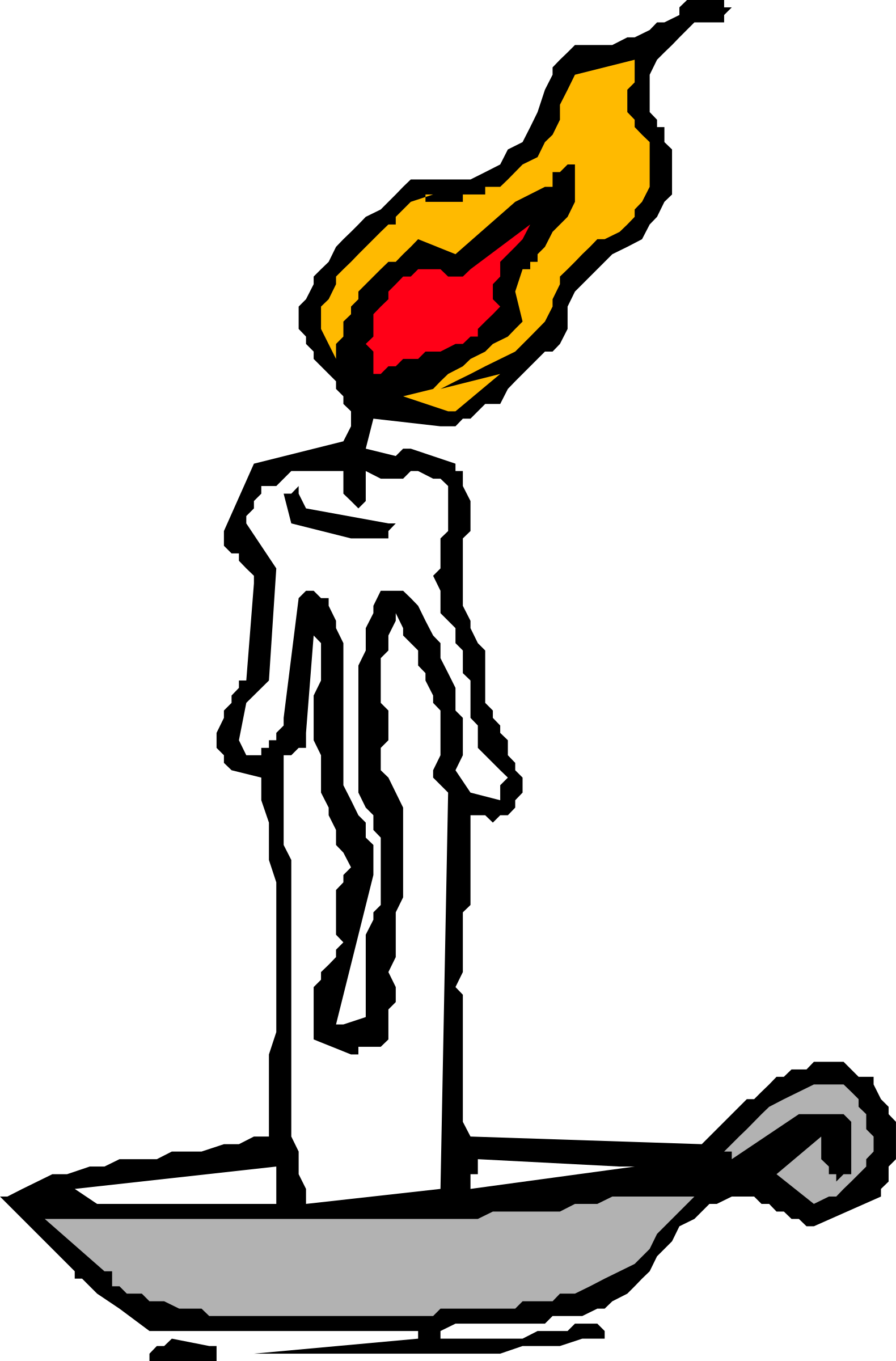 Candles clipart burning. Candle big image png