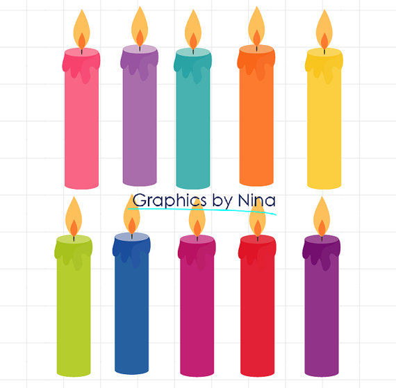Candles birthday