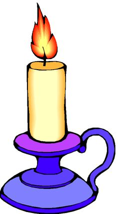 Image detail for free. Candle clipart candlestick