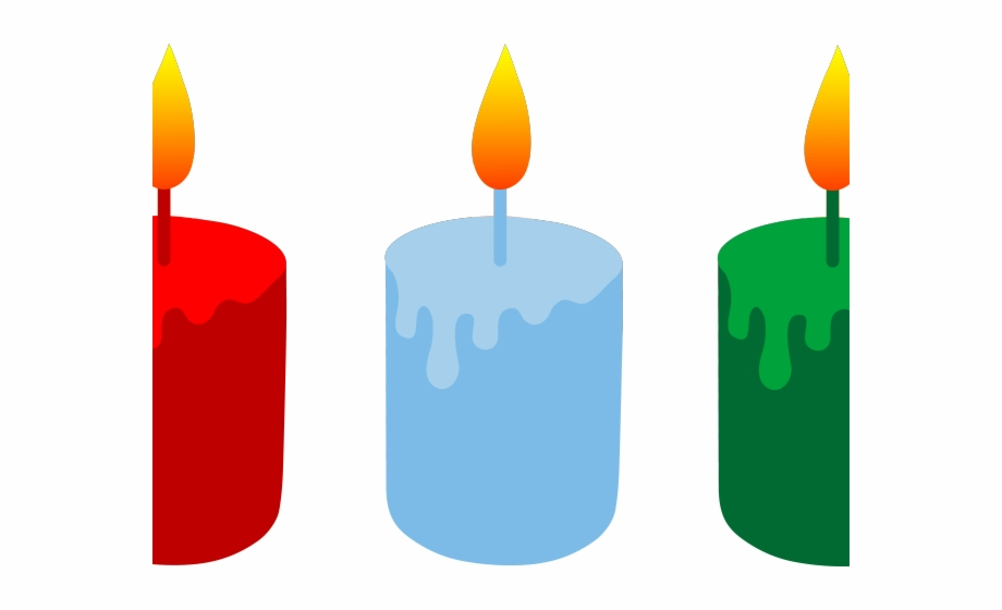 Candle lit free png. Candles clipart cartoon