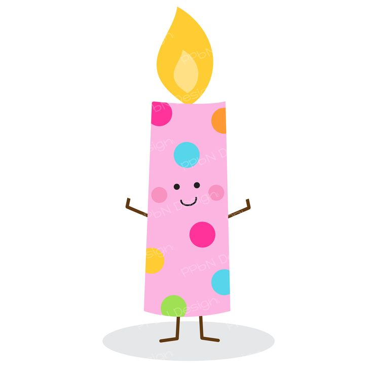 Candles clipart cute.  best halloween images