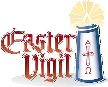 Wonderful design catholic line. Candles clipart easter vigil