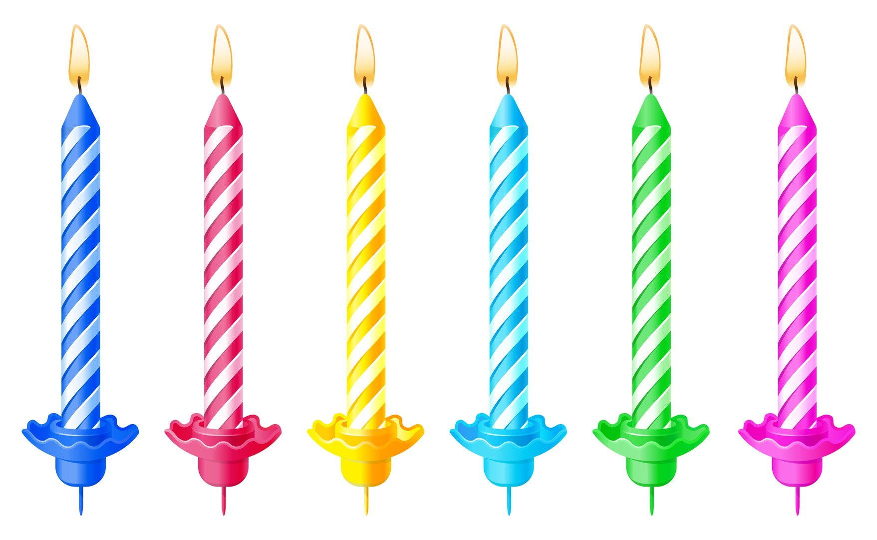 Suppliers in mumbai. Candles clipart happy birthday