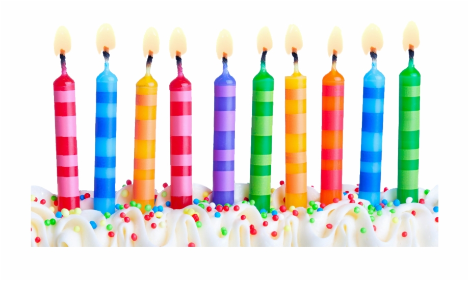 Candle clipart happy birthday. Candles free download png