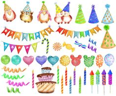 Candles clipart kid. Tea time party cake