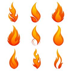 Holy spirit flame drawing. Candles clipart kid