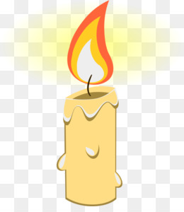 Candles clipart lit. Free download candle light