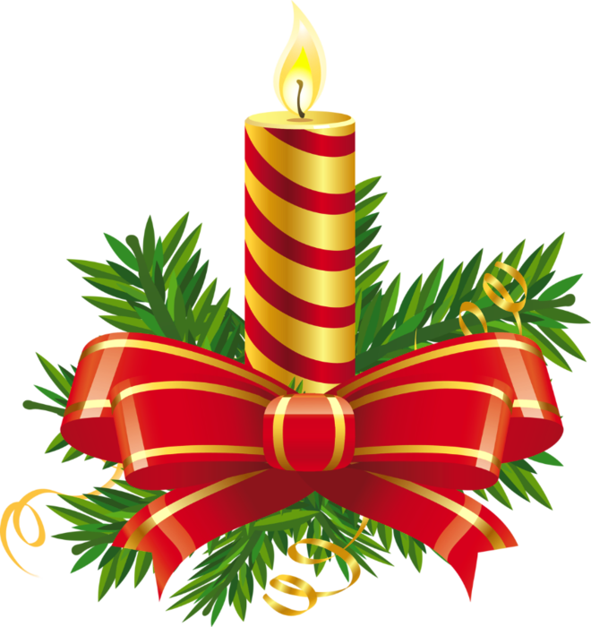Candles png images free. Clipart birthday tree