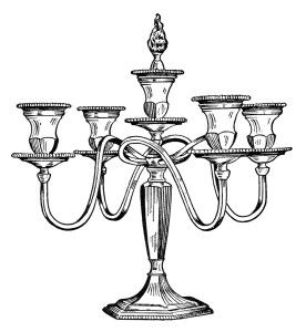best illustrations images. Candles clipart old fashioned
