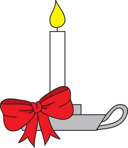 Candles clipart old fashioned. Free candle image christmas