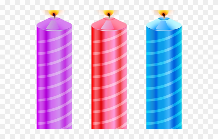 Birthday candle for . Candles clipart printable