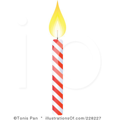 birthday clipartlook. Candle clipart single
