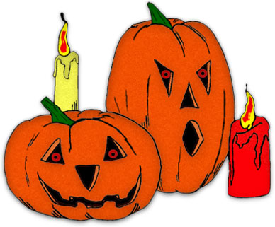 Candles clipart animated. Free halloween gifs animations