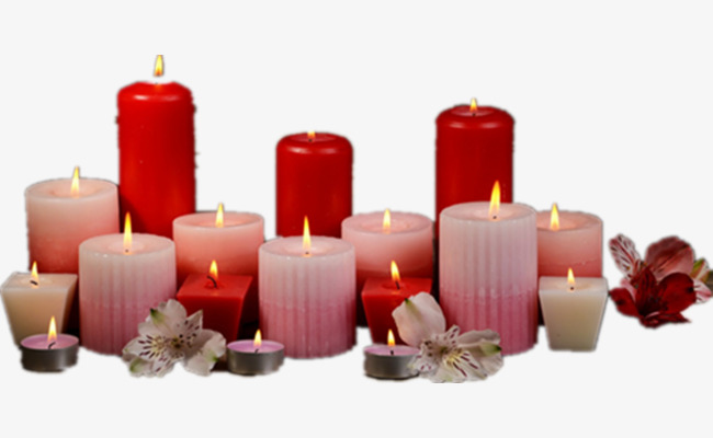 Candles clipart beautiful. Burning candlelight bright romantic