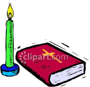 A lit candle next. Candles clipart bible